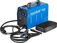 Полуавтомат сварочный Solaris MIG-203 (MIG/MMA) -