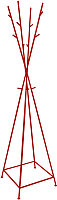 Вешалка для одежды Dudo ВНН-003 (красный) -