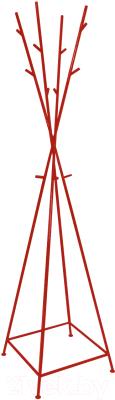 Вешалка для одежды Dudo ВНН-003 (красный)