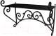 Вешалка для одежды Dudo ВННС-001 (черный) -