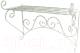 Вешалка для одежды Dudo ВННС-001 (белый) -