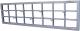 Вешалка для одежды Dudo ВННС-003 (серый) -