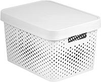 Ящик для хранения Curver Infinity 04742-N23-00 / 229153 (белый) -