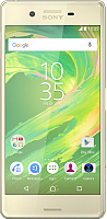 Смартфон Sony Xperia X / F5121 (Lime Gold) -