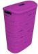 Корзина для белья Curver Ribbon 00746-437-00 (фиолетовый) -