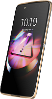 Смартфон Alcatel Idol 4 / 6055K (золото) -