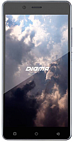 Смартфон Digma Vox S502F 3G 8Gb (титановый серый) -