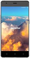 Смартфон Digma Vox S503 4G 16Gb (черный/серый) -