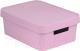 Ящик для хранения Curver Infinity 04752-X51-00 / 229281 (розовый) -