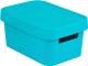 Ящик для хранения Curver Infinity 04746-X34-00 / 229388 (синий) -