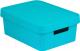 Ящик для хранения Curver Infinity 04752-X34-00 / 229247 (синий) -