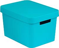Ящик для хранения Curver Infinity 04743-X34-01 / 229242 (синий) -