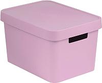 Ящик для хранения Curver Infinity 04743-X51-01 / 229244 (розовый) -