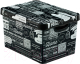 Ящик для хранения Curver Deco's Stoockholm L 04711-H12-05 / 224470 (Home Wite/Black) -