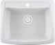 Мойка кухонная Berge BR-6051 (белый) -