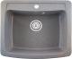 Мойка кухонная Berge BR-6051 (графит) -