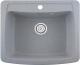 Мойка кухонная Berge BR-6051 (серый) -