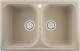 Мойка кухонная Berge BR-7822 (бежевый) -