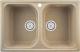Мойка кухонная Berge BR-7822 (песочный) -