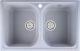 Мойка кухонная Berge BR-7822 (серый) -