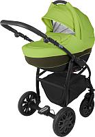 Детская универсальная коляска Adamex Active 2 в 1 (5M/зеленый) -