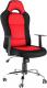 Кресло офисное Calviano Drift 13301 (черный/красный) -