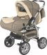 Детская универсальная коляска Adamex Gustaw 2 (бежевый) -