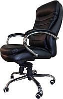 Кресло офисное Calviano VIP-Masserano Multi (черный/хром) -