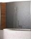 Стеклянная шторка для ванны Radaway Vesta DWJ 150 (209115-01-01) -