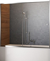 Стеклянная шторка для ванны Radaway Vesta DWJ 150 (209115-01-06) -