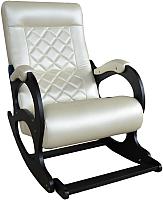 Кресло-качалка Calviano Бастион 2 Ромбус (с подножкой) -