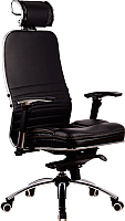 Кресло офисное Metta Samurai KL-3 (черный) -
