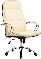 Кресло офисное Metta LK-15 CH (бежевый) -