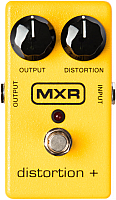 Педаль электрогитарная Dunlop Manufacturing M104 MXR Distortion+ -