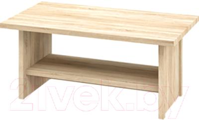 Журнальный столик Мебель-Неман Палермо МН-033-06 (дуб сонома)