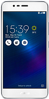 Смартфон Asus ZenFone 3 Max 16GB / ZC520TL-4J019RU (серебристый) -