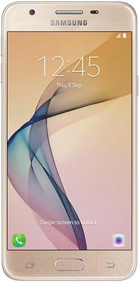 Смартфон Samsung Galaxy J5 Prime / G570F/DS (золото)