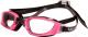 Очки для плавания Aqua Sphere Michael Phelps Xceed Lady 139010 (прозрачный/розовый/черный) -