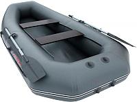 Надувная лодка Мнев и Ко Мурена 300 MP3 (серый) -