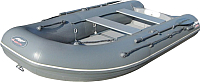 Надувная лодка Мнев и Ко Кайман N-330 (серый) -