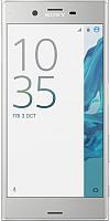 Смартфон Sony Xperia XZ Dual Sim / F8332 (платиновый) -