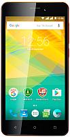 Смартфон Prestigio Wize NK3 3527 Duo / PSP3527DUOORANGE (оранжевый) -