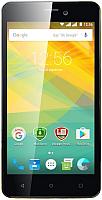 Смартфон Prestigio Wize NK3 3527 Duo / PSP3527DUOYELLOW (желтый) -