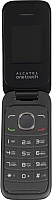 Мобильный телефон Alcatel One Touch 1035D (темно-серый) -