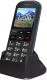 Мобильный телефон Ginzzu R12D (черный) -