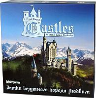 Настольная игра Crowd Games Замки безумного короля Людвига -