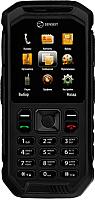 Мобильный телефон Senseit Р300 (черный) -