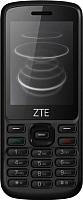 Мобильный телефон ZTE F327 (черный) -