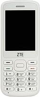 Мобильный телефон ZTE F327 (белый) -