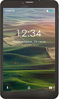 Планшет Ginzzu GT-8010 16GB LTE rev.2 (черный) -